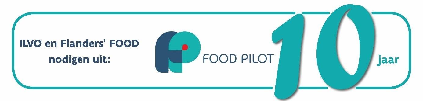 10 jaar Food Pilot