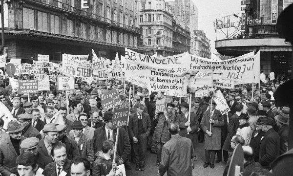 Boerenbetoging 23 maart 1971