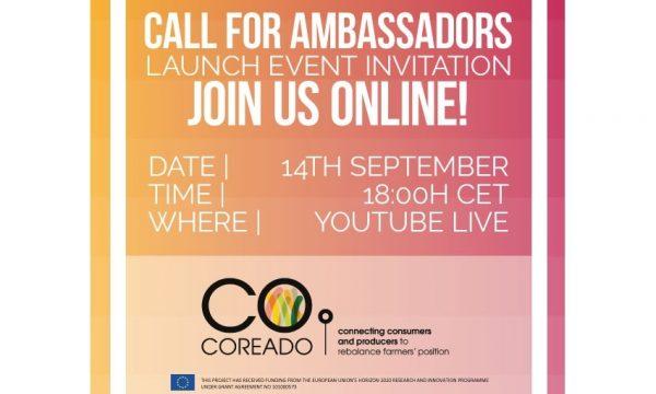 Online invitation cocoreado