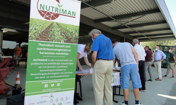 Deelnemers Nutriman event
