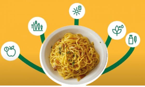 Spaghetti DjustConnect