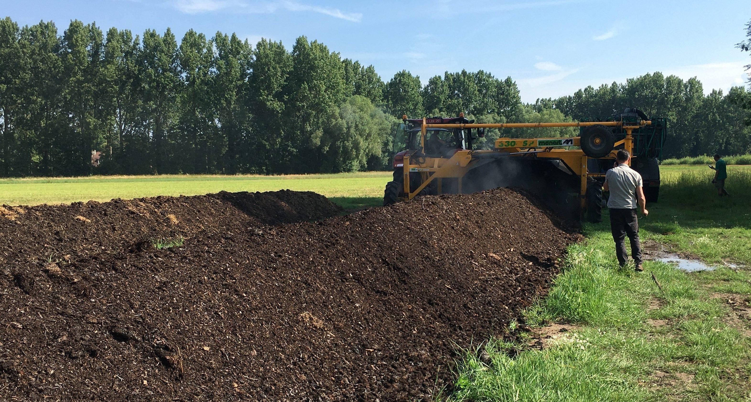 On farm composting@PHAE