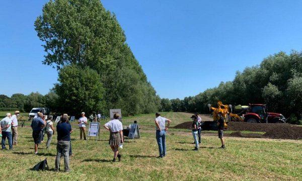 2020 Agro ecologisch proefplatform Hansbeke 1