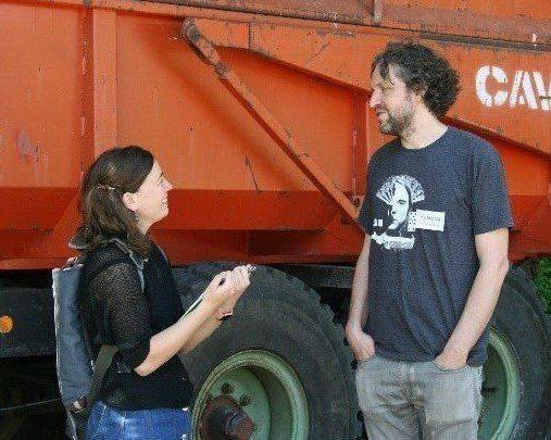 Interview landbouwer Pomona