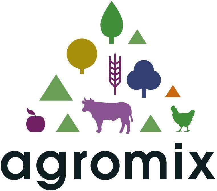 Agromix logo multicolor