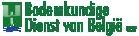 Logo bodemdeskundige dienst van belgie