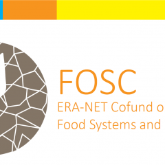 Logo: FOSC ERA-NET Cofund on Food Systems and Climate
