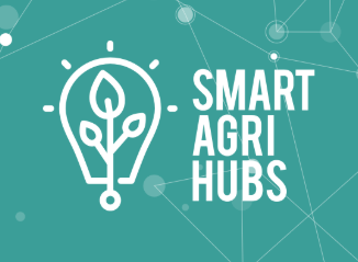 Logo smart agrihubs