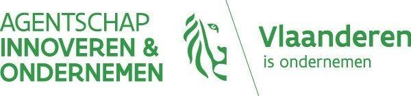 Logo Agentschap Innoveren en Ondernemen