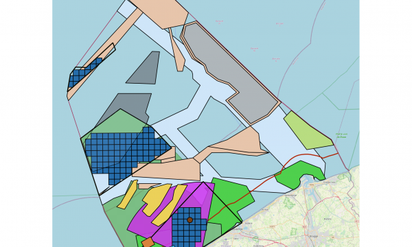 Overview map 31 aug 2021