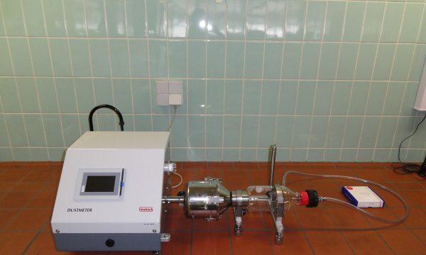 Heubach dustmeter