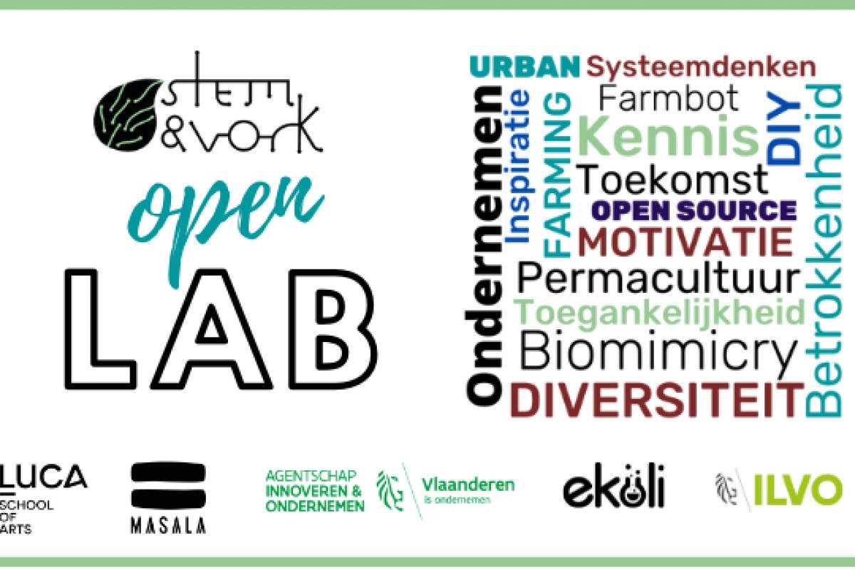Open Lab dag