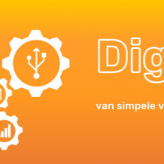 DigiHub logo: from simple question to smart solution