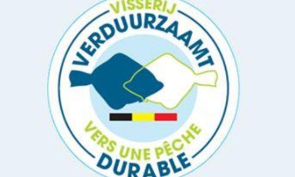 Logo of Visserij Verduurzaamt