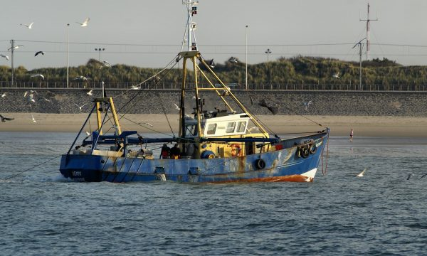 Vissersvaartuig