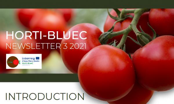 Horti-BlueC Newsletter 3