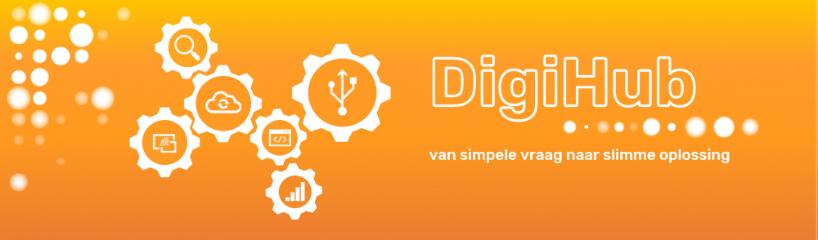banner van project Digihub