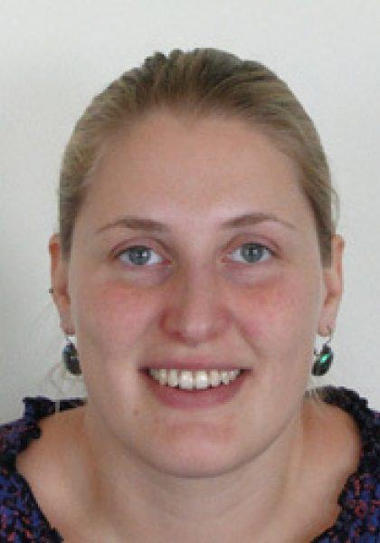 Alexia Semeraro, onderzoeker kustverdediging